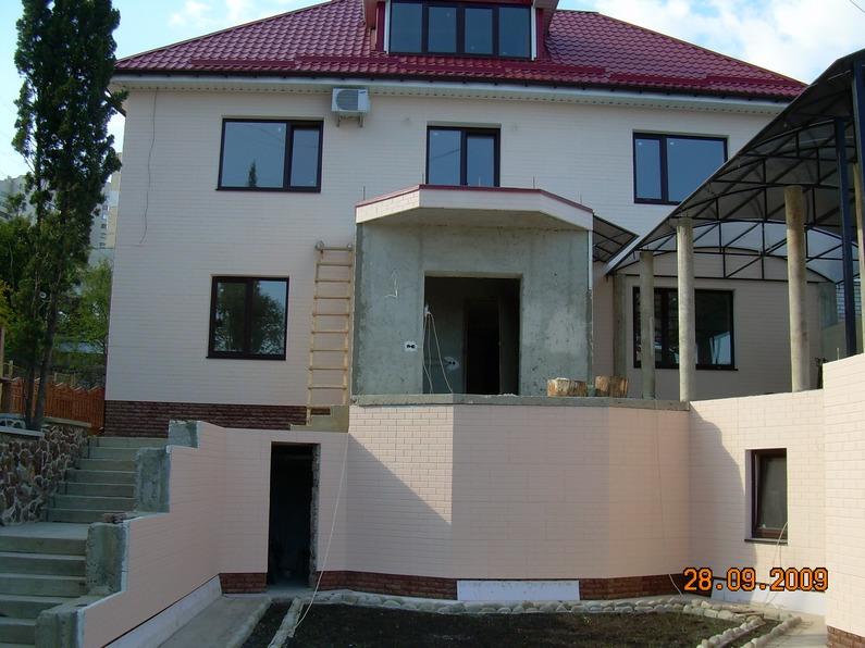 КИРПИЧНАЯ КЛАДКА+ГРАНИТ_АЛУШТА дом (5)